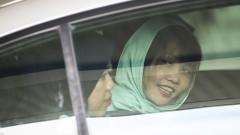 Малайзия освободи от затвора осъдената за убийството на Ким чен Нам