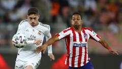 Реал (Мадрид) - Атлетико (Мадрид) 0:0, победителят ще бъде решен след дузпи