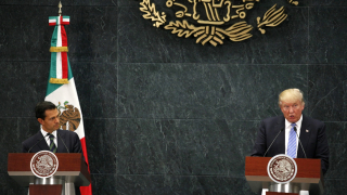 Мексико не иска да плаща за стената на Тръмп
