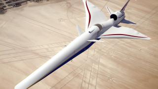 Кога ще е готов първият ултразвуков пътнически самолет