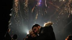 Хиляди българи посрещнаха 2018-а по площадите