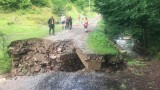 Частично бедствено положение в родопското село Добралък