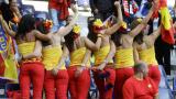 Испанският тим загря със секс