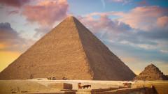 Учени откриха скрито пространство в Хеопсовата пирамида