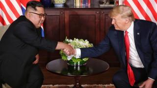 В Северна Корея празнуват голямата победа на вожда Ким