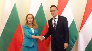 Унгария доволна от България за външната граница на ЕС