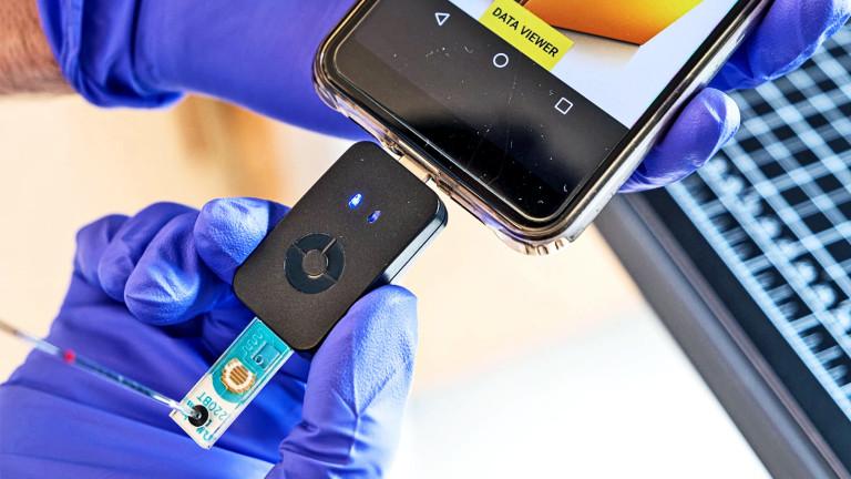 Може ли устройство за смартфон да замести PCR тестовете