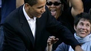Обама води с близо 20 пункта пред Клинтън, сочи проучване