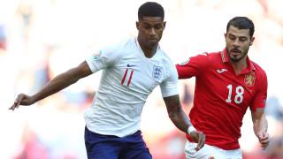 Мачът с България коства титулярното място на Маркъс Рашфорд в английския тим