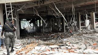 Атентат удари сградата на ООН в Нигерия