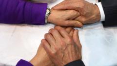 Разделените корейски семейства отново в сълзи и без надежда за среща