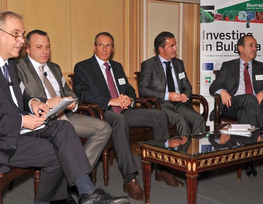 Кръгла маса в Париж представи инвестиционните предимства на България