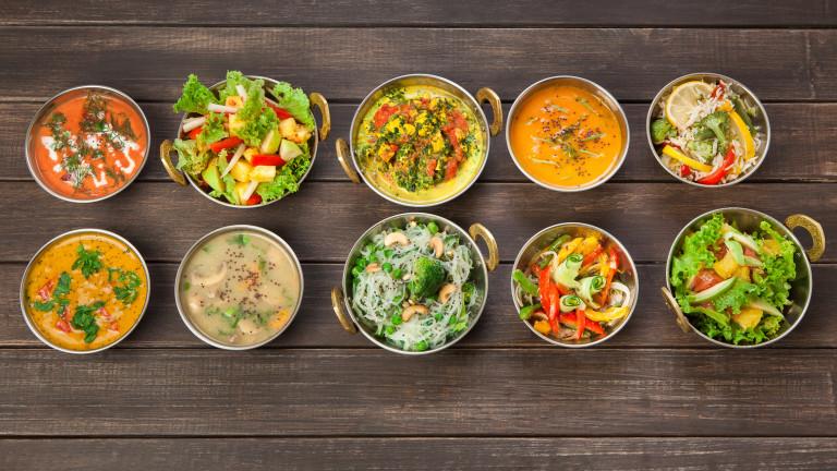 Аюрведа и здравословно хранене