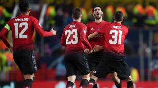 Нередовният гол на Манчестър Юнайтед накара УЕФА да въведе ВАР в Шампионската лига