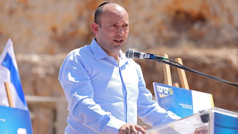Нетаняху предложи Нафтали Бенет за военен министър