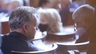 Извънредно заседание на Народното събрание