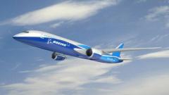 Самолет Boeing кацна аварийно в Новосибирск