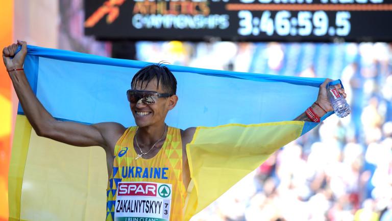 Украинецът Марян Закалницкий взе първия златен медал на Европейското първенство
