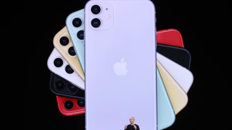 Apple увеличава производството на iPhone 11