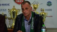 Антони Здравков: След първия гол настъпи анархия в отбранителната линия