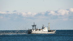 Руски риболовен траулер удари японска шхуна в Охотско море, трима загинали японски рибари