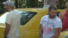 Повече стоянки и право за движение в бус лентите поискаха столични таксиджии