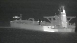Пълен китайски танкер смени името си в опит да избегне санкциите на САЩ