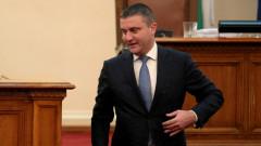 Горанов се надява срокът на извънредното положение да е достатъчен