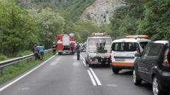 Двама загинали при катастрофата край Петрич