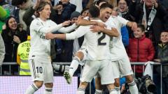 Реал (Мадрид) победи Валенсия с 2:0