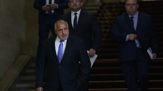 Свободата на словото е факт за Борисов, но се злоупотребява