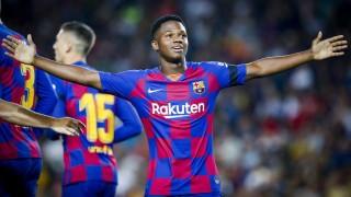 Новата звезда на Барселона: Все още се съмнявам дали това е истина