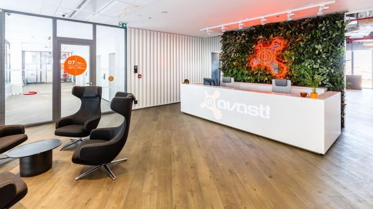 Чешката компания за киберсигурност Avast, подкрепяна от частен капитал, се