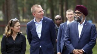 Латвия констатира: Прибалтийските държави вече не са мост между Русия и Запада