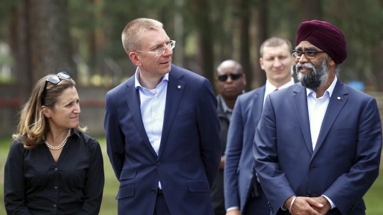 Балтийските държави вече не могат да играят ролята си на