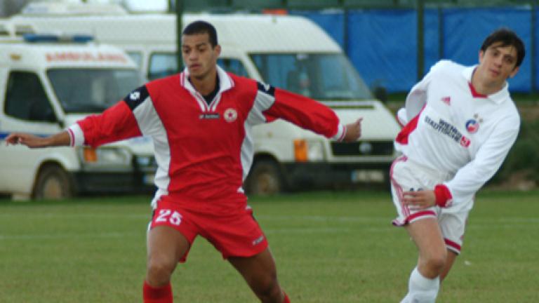 Бразилецът Жоао Карлос дойде в ЦСКА през 2002 година. Година