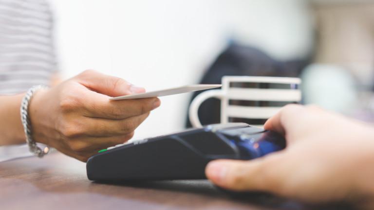Mastercard съобщи, че увеличава двойно лимита за безконтактни плащания без