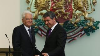 Италия и България свързани от общата си съдба в ЕС и НАТО