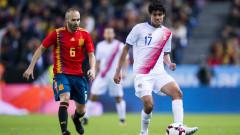 """Испания не прости на Коста Рика, вкара """"само"""" 5"""