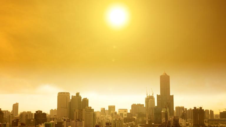 2020 е била най-горещата година в историята на Европа
