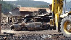 Пожарът във велинградското село Кръстава погълна 6 къщи