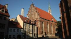 Латвийският легион Вафен СС с ежегоден марш в Рига