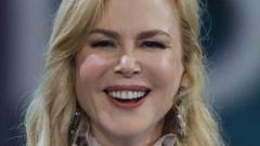 Никол Кидман опъна бръчки, втрещи с подуто лице