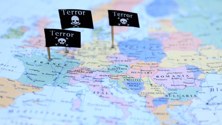 Скок на крайнодесния тероризъм за сметка на джихадистките атаки по света