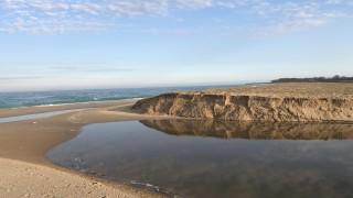 Каналът при Шабленското езеро - в нарушение на 5 закона и 3 евродирективи