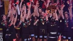 Германия е новият европейски шампион по хандбал