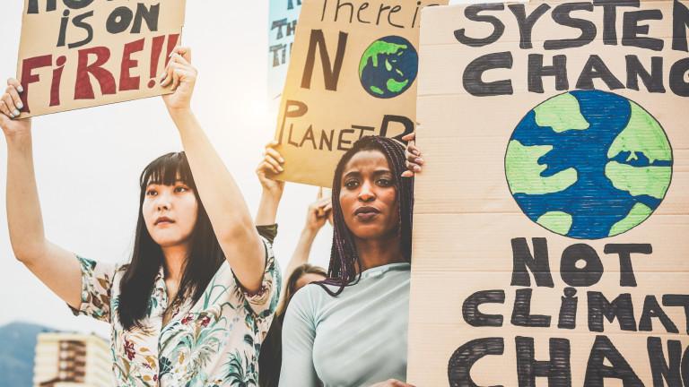 Променящият се климат се превръща във все по-остър проблем в