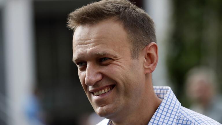 G7: Навални да бъде освободен незабавно, без условия