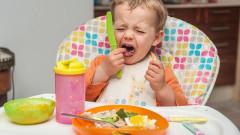 Двегодишното дете е звяр, но понякога трябва да сме твърди