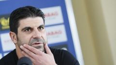 Гонзо: Не съм казвал, че ще си тръгна със Стойчо, оставам в Левски!